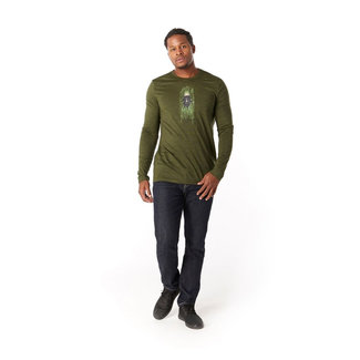 Smartwool Men's Merino Sport 150 Old Man Winter LS