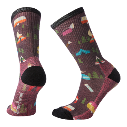 Smartwool W's Hike Light Crew Socks