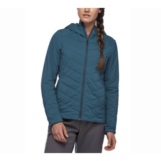 Black Diamond Women's First Light Stretch Hoody