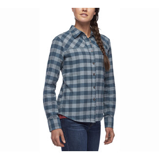 Black Diamond Women's Spotter Flannel Shirt