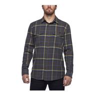 Black Diamond M's Valley LS Flannel Shirt