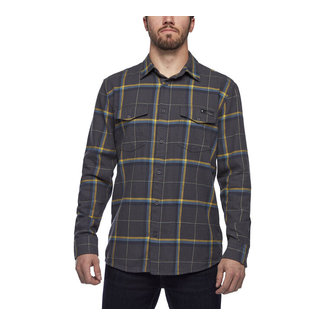 Black Diamond Men's Valley LS Flannel Shirt