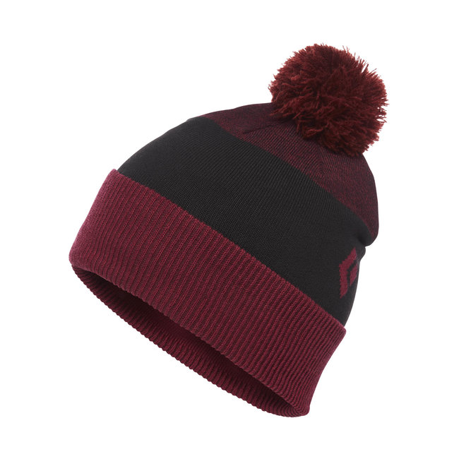 Black Diamond Pom Beanie