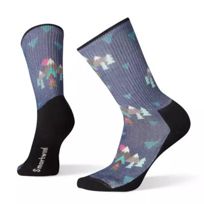 Smartwool Women's Hike Light Under the Stars Crew Socks