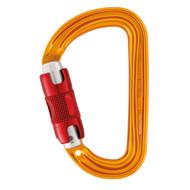 Petzl SM'D Twist Lock Carabiner