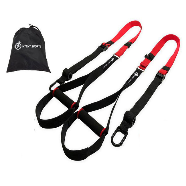 Intent Sports Bodyweight Resistance Trainer