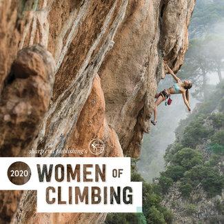 Sharp End Women of Climbing Calendar