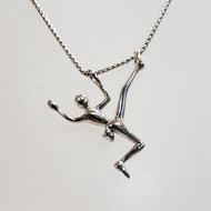 Epic Jewellery Roof Climber Necklace
