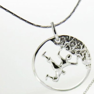 Epic Jewellery Cave Climber Necklace