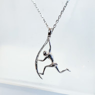 Epic Jewellery Wall Climber Necklace