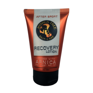Joshua Tree Recovery Lotion Tube 2oz