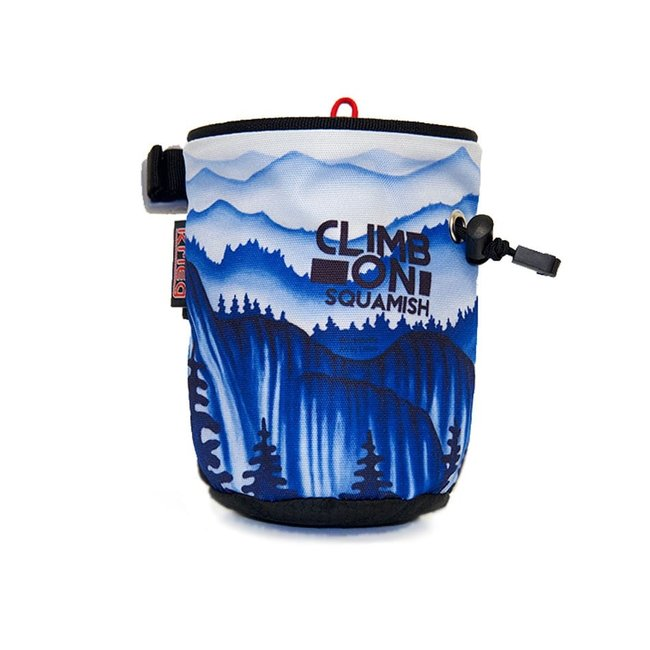 Krieg Blue Bluffs Climb On Chalk Bag