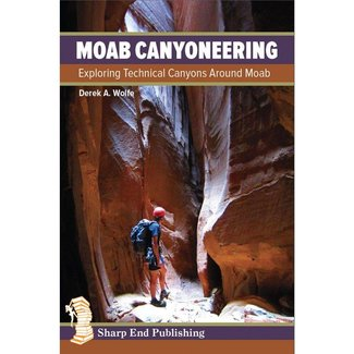 Sharp End Moab Canyoneering