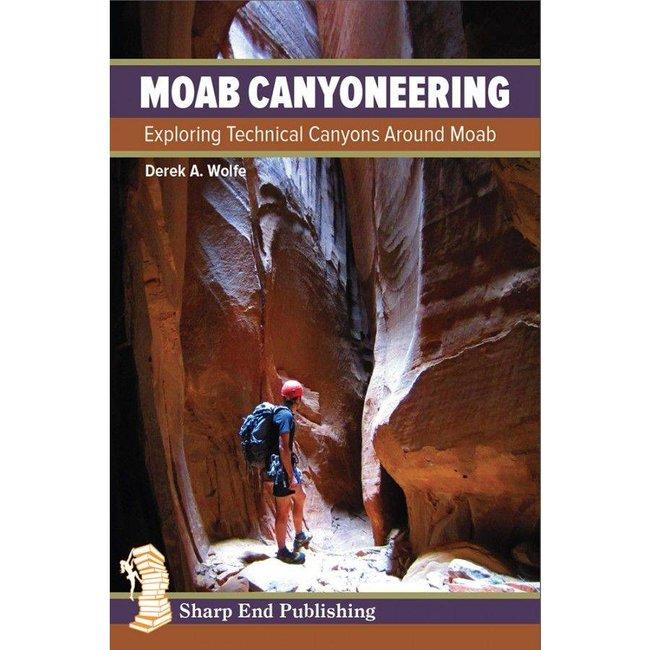 Sharp End Moab Canyoneering