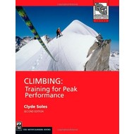 Mountaineers Books Climbing: Training for Peak Performance