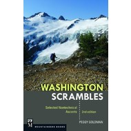 Mountaineers Books Washington Scrambles: Best Nontechnical Ascents, 2nd Edition