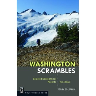 Mountaineers Books Washington Scrambles
