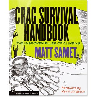 Mountaineers Books Crag Survival Handbook
