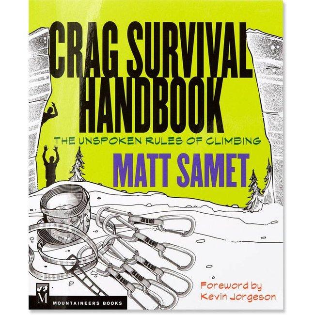 Mountaineers Books Crag Survival Handbook