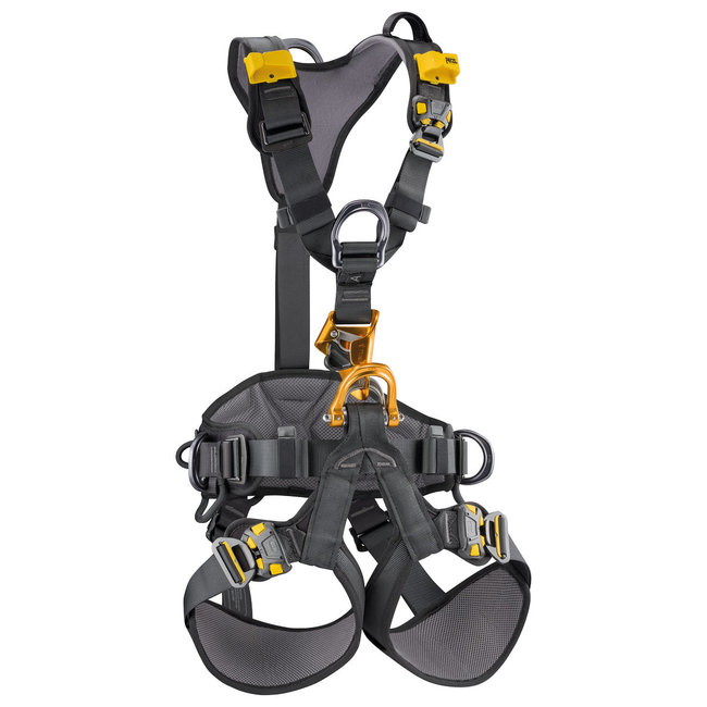 Petzl Astro Bod Fast Full Body Harness (with Croll)