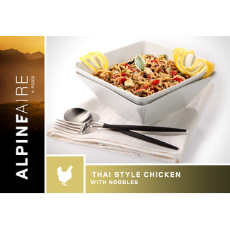 AlpineAire Foods Thai Style Chicken with Noodles