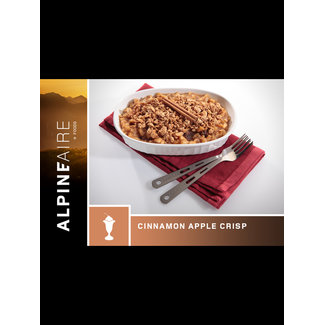 AlpineAire Foods Cinnamon Apple Crisp