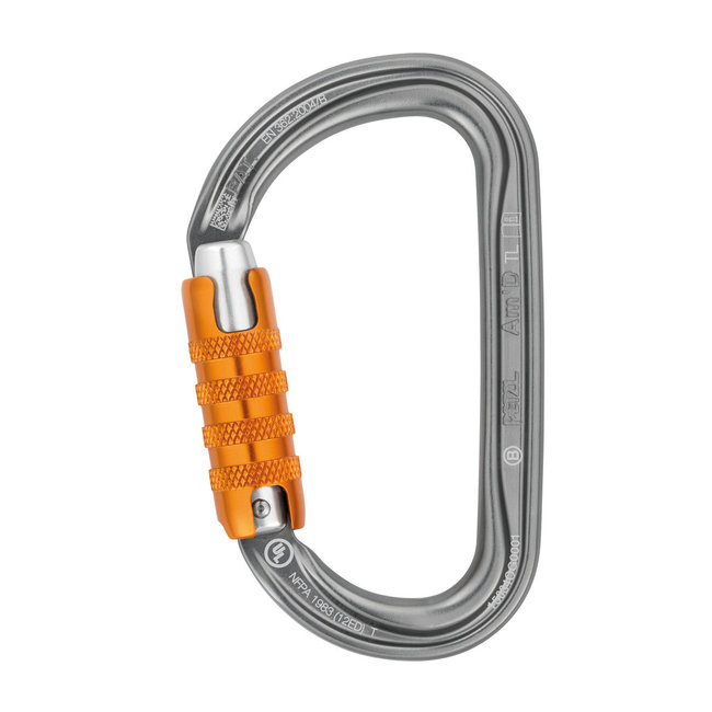 Petzl Am'D Triact-Lock Carabiner