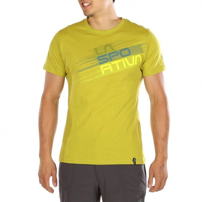 La Sportiva Men's Stripe Evo T-Shirt