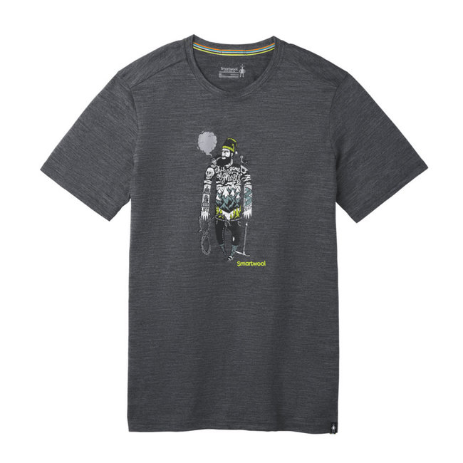 Smartwool Men's Merino Sport 150 Game of Ghosts Tee