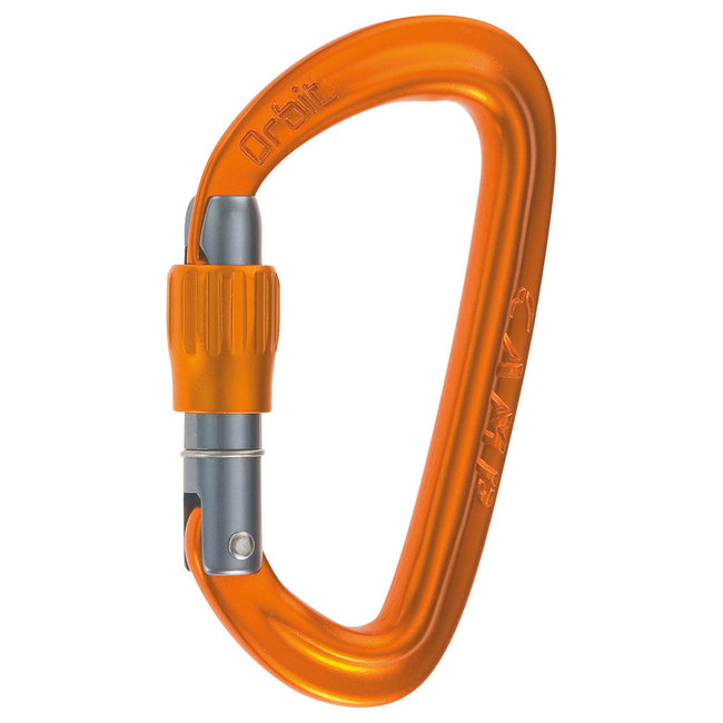 CAMP Orbit Lock Screwgate Carabiner
