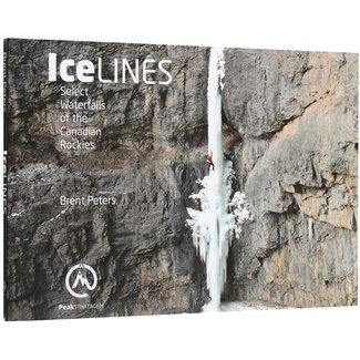 Icelines - Select Waterfalls of the Canadian Rockies