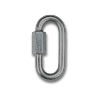 "Climb Tech 3/8"" Stainless Steel Quick Link"