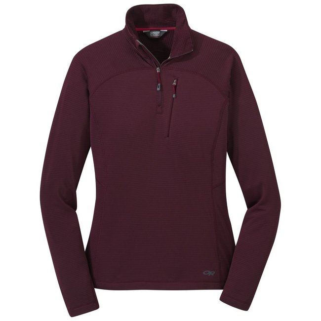 Outdoor Research Women's Vigor Quarter Zip
