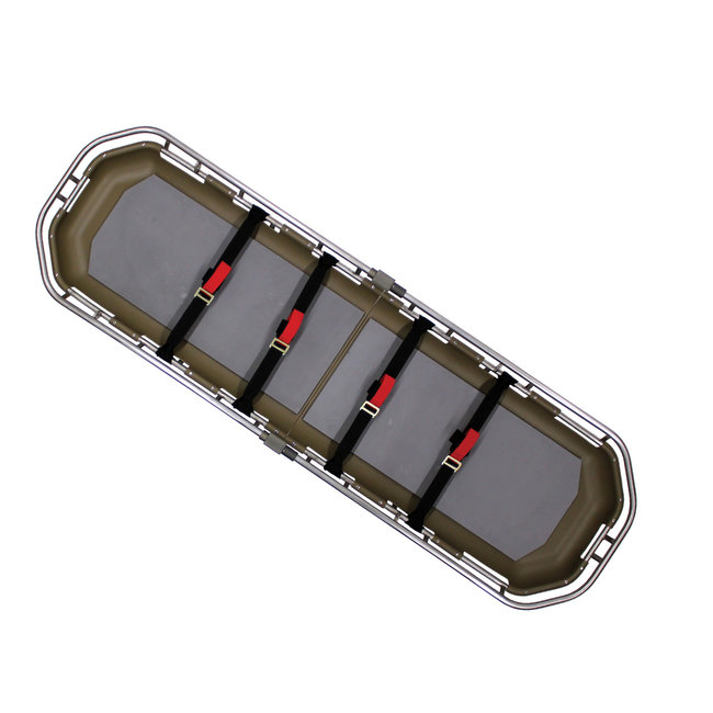 Traverse Rescue Spartan Split Basket SS Stretcher (2 Piece)