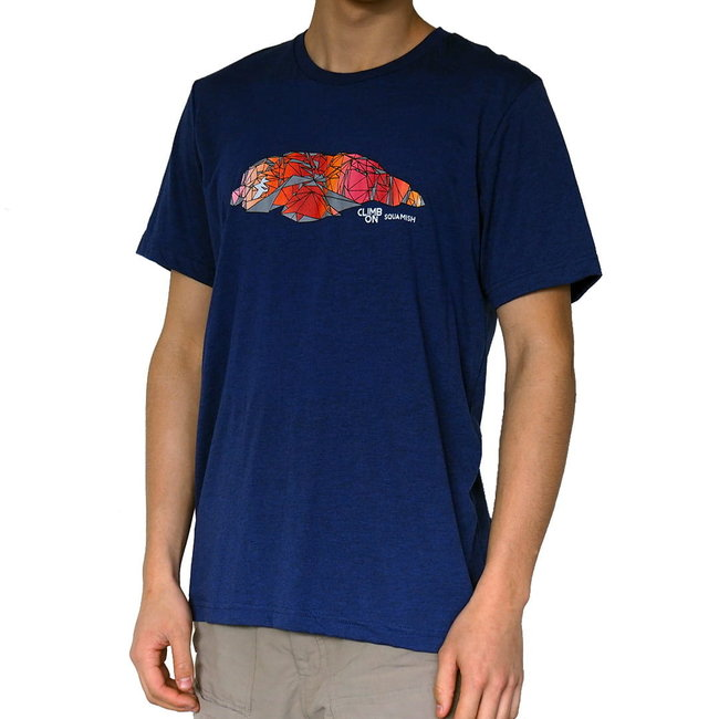 Climb On Squamish Men's Chief Tee