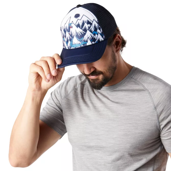 Smartwool Mountain Ventures Trucker Hat