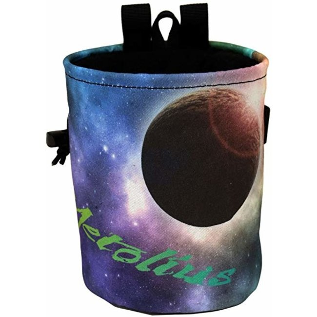 Metolius Galaxy Comp Chalk Bag Moon