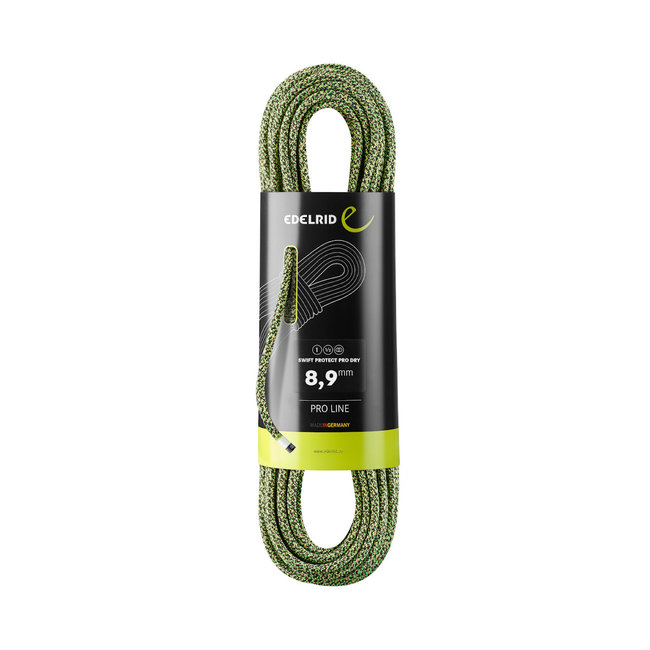 Edelrid 8.9mm Swift Protect Pro Dry Rope