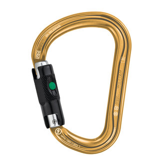 Petzl William Ball-Lock Carabiner