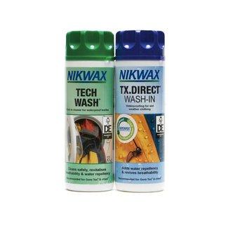 Nikwax Hardshell DuoPack 300mL