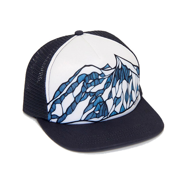 Chicadee Designs Garibaldi Trucker