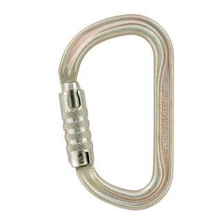 Petzl Vulcan Steel Triact-Lock Carabiner