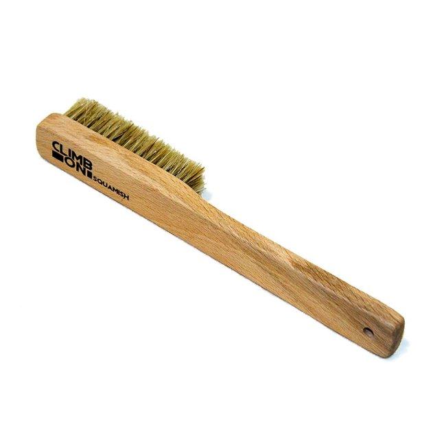 Climb On Squamish Boar Hair Wood Brush