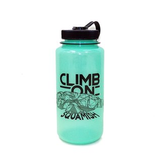 Nalgene 32oz / 1L WM Chief Climb On