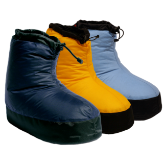 Western Mountaineering Standard Down Booties