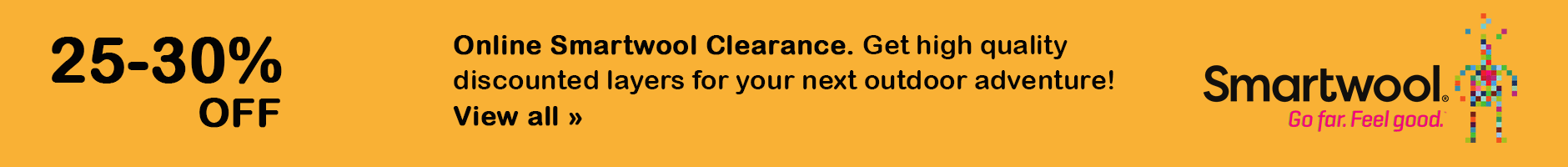 Shop Smartwool Clearance