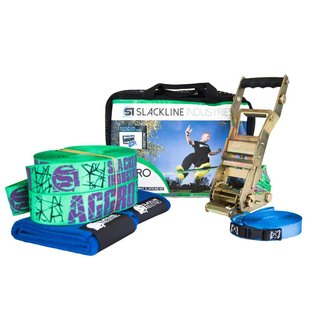 Slackline Industries Aggro Line Kit 30m