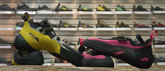 The Ultimate Everything Climbing Shoe Fit Guide