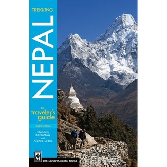 Mountaineers Books Trekking Nepal, 8th Edition A Traveler's Guide