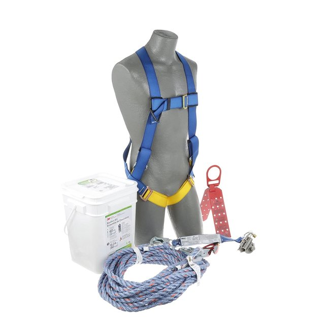 3M Roofer's Fall Protection Kit